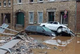Πλημμύρες στη Γερμανία: Δεκάδες νεκροί, τουλάχιστον 1300 οι αγνοούμενοι |  Cityportal.gr